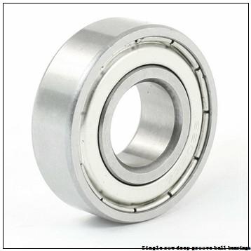 25 mm x 47 mm x 12 mm  SNR 6005ZZ Single row deep groove ball bearings