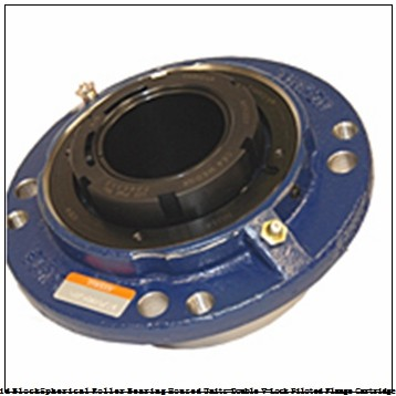 timken QMPX30J507S Solid Block/Spherical Roller Bearing Housed Units-Eccentric Four-Bolt Pillow Block