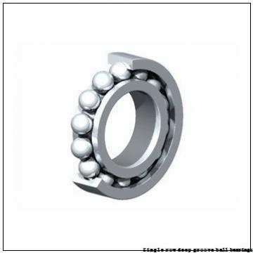 25 mm x 47 mm x 12 mm  NTN 6005LLUA1C3/L254 Single row deep groove ball bearings