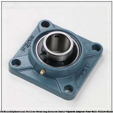 timken DVPF17K215S Solid Block/Spherical Roller Bearing Housed Units-Tapered Adapter Four-Bolt Pillow Block