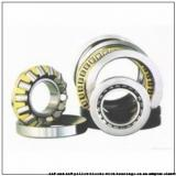 skf FSAF 1617 x 2.7/8 SAF and SAW pillow blocks with bearings on an adapter sleeve