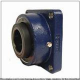 timken QASN13A207S Solid Block/Spherical Roller Bearing Housed Units-Single Concentric Two-Bolt Pillow Block