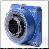timken QAFL18A080S Solid Block/Spherical Roller Bearing Housed Units-Single Concentric Four Bolt Square Flange Block